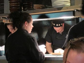 Stephanie Izard, chef at The Girl and the Goat