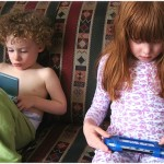 Digital media use up among children; television watching down